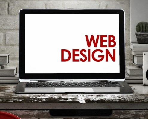 integrated marketing solutions web design